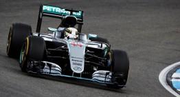 Una caldă, alta rece la Hockenheim – Hamilton învinge, Rosberg nu prinde podiumul