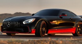 Cea mai nouă stea din Transformers The Last Knight este Mercedes-AMG GT R