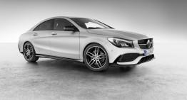 Mai sportiv ca niciodată – Mercedes-Benz CLA primește noi accesorii AMG
