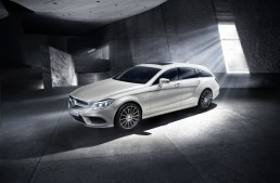 Ultimul spectacol – Mercedes-Benz CLS Final Edition