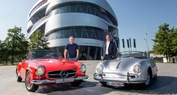 Rivalii fac echipă bună – Muzeul Mercedes-Benz și Muzeul Porsche oferă reduceri