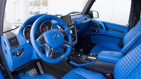 Mercedes G500 4×4² (1)