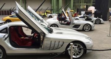 Întâlnire cu istoria! Mercedes-Benz expune mașini de legendă la Paris