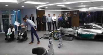 Adevărata bătălie se dă între șefii Mercedes-AMG PETRONAS, nu între piloți!