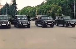Au visat să ajungă ca James Bond! Spioni ruși exilați de Putin în Siberia după ce au petrecut la Moscova