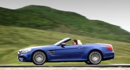 Viitoarea generație Mercedes SL va fi construită pe platformă de AMG GT