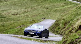 Cum funcționează? Funcția de înclinare în viraje la Mercedes SL 400
