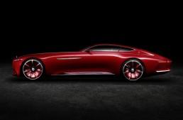Vision Mercedes-Maybach 6 a pornit la drum