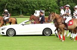 Caii pur-sânge întâlnesc caii putere de la Mercedes-AMG