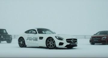 Frumoasa și bestiile Mercedes-AMG