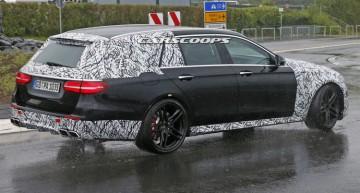 612 PS pentru noul Mercedes-AMG E 63 T-Modell