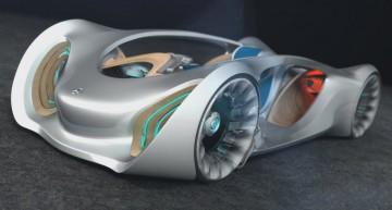 Conceptul Mercedes-Benz Alpha – Mașina ultra eco