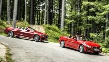 Mercedes C 250 Cabrio vs BMW 420i Cabrio (43)