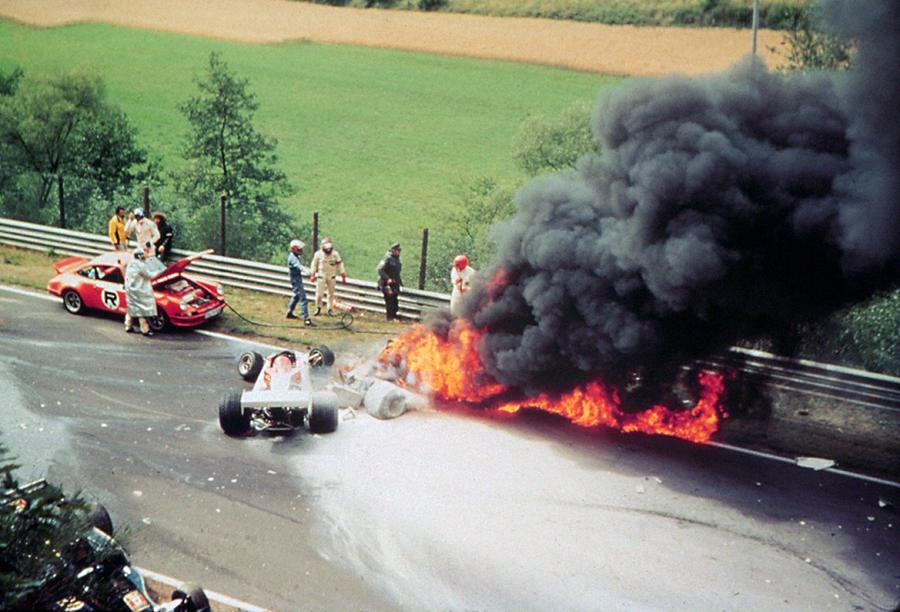 Eroul Scarface – 40 de ani de la accidentul lui Niki Lauda