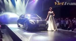 Dacă mașinile ar fi supermodele? Iată cum arată doamna Mercedes-Benz!