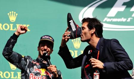 Spa Hamilton and Rosberg (8)