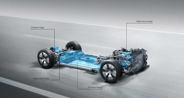 Mercedes lanseaza sub-brandul EQ si o intreaga gama de masini electrice