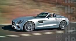 Mercedes-AMG GT C Roadster aterizează la Paris