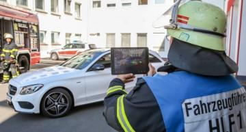 Un fel de Pokemon GO – Mercedes Rescue Assist, aplicația care salvează vieți