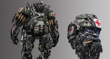 Mercedes Unimog se alătură distribuției Transformers The Last Knight