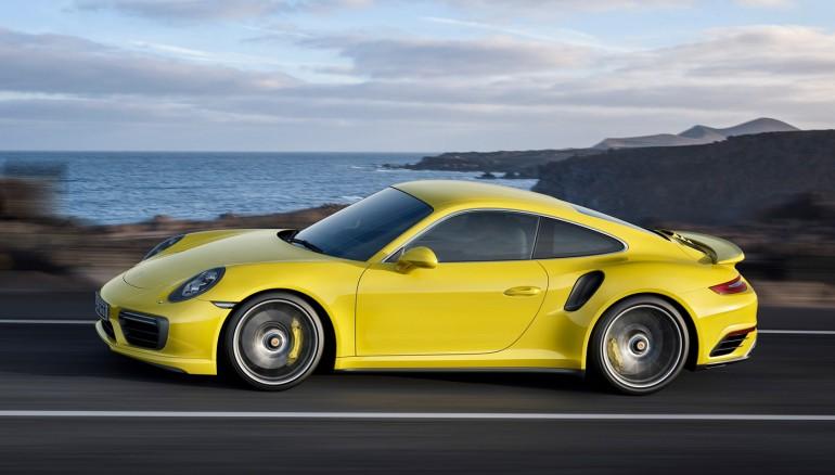 01-porsche-911-turbo galben