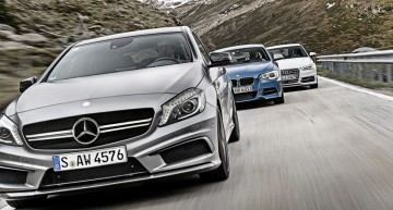 Alianța 5G – Mercedes semnează un acord cu BMW, Audi și giganții din telecomunicații pentru a accelera apariția mașinilor autonome