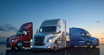 Freightliner Cascadia – Cel mai inteligent camion construit vreodată