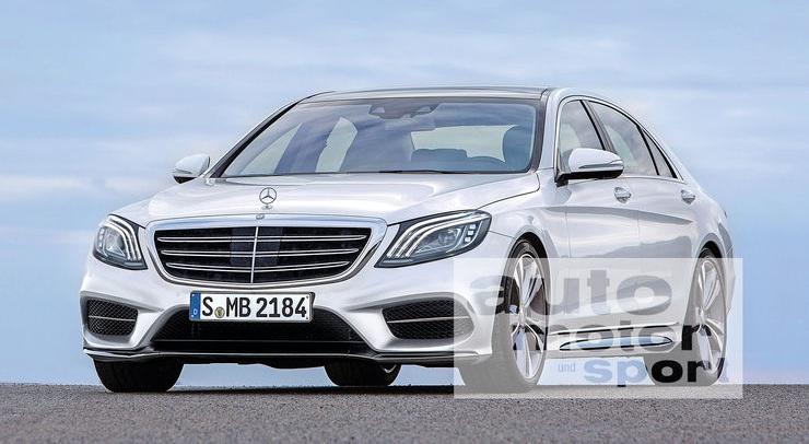 Mercedes S-Class facelift 2018. Tot ce știm