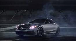Prinde-l dacă poți – Mercedes-AMG C63 Coupe într-o nouă reclamă