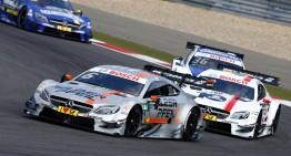 Mercedes suferă, Wittmann se distanțează