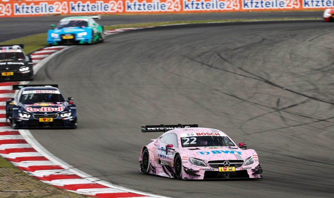 Budapesta – ultima speranță pentru Wickens și Mercedes