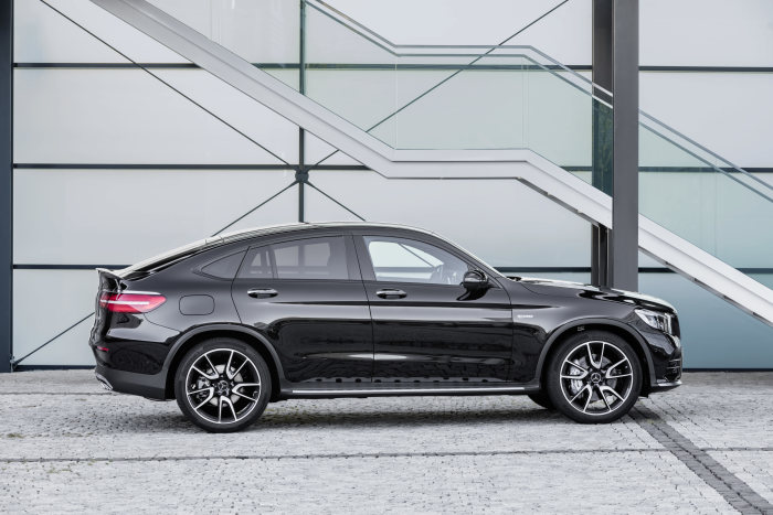 Mercedes-AMG GLC 43 4MATIC Coupé (1)