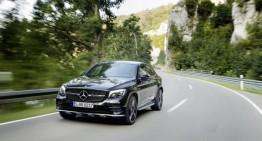 Primul video cu Mercedes-AMG GLC 43 Coupé – Mai bun, mai rapid, mai puternic