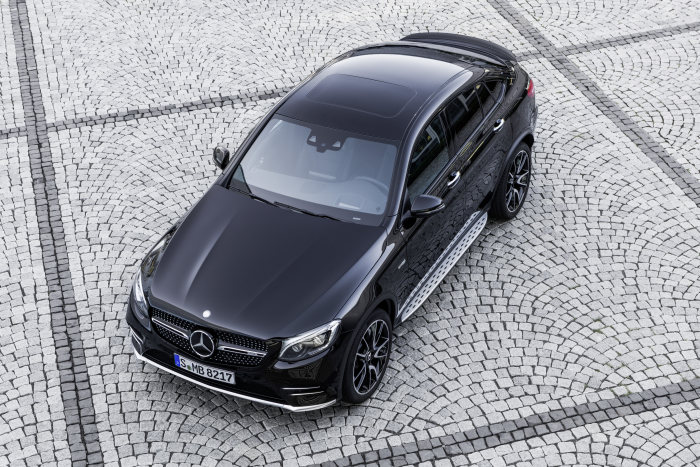 Mercedes-AMG GLC 43 4MATIC Coupé (2)