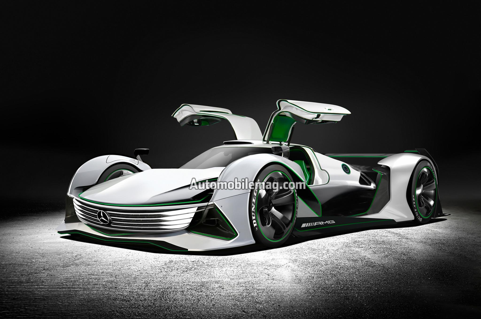 Mercedes-AMG-R50