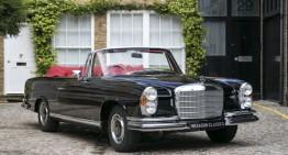 Neprețuit! Mercedes-Benz 280 SE 3.5 Cabrio de vânzare