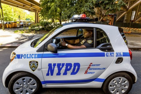 New York smart fortwo