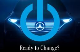 Bate vânt de schimbare – Mercedes promovează mașina electrică pe care o va lansa la Paris