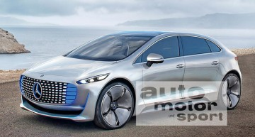 Revoluție Mercedes: Patru noi mașini electrice