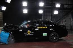 EuroNCAP: 5 stele pentru noul Mercedes E-Class