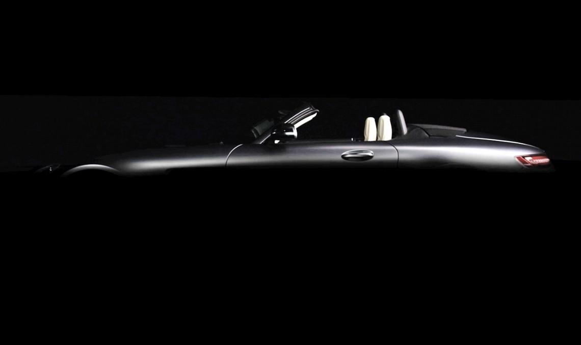 Noul Mercedes-AMG GT C Roadster e aici – prima imagine oficială