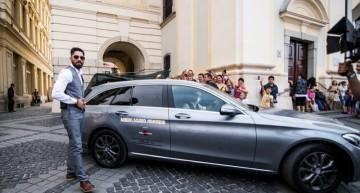 Mercedes-Benz, mașina oficială a Galei Media Music Awards