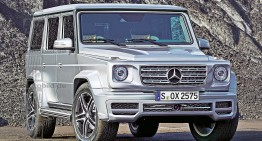 Dezvăluim toate secretele noului Mercedes G-Class