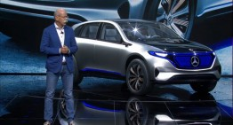 LIVE DE LA PARIS: Generation EQ demarează revoluția electrică Mercedes