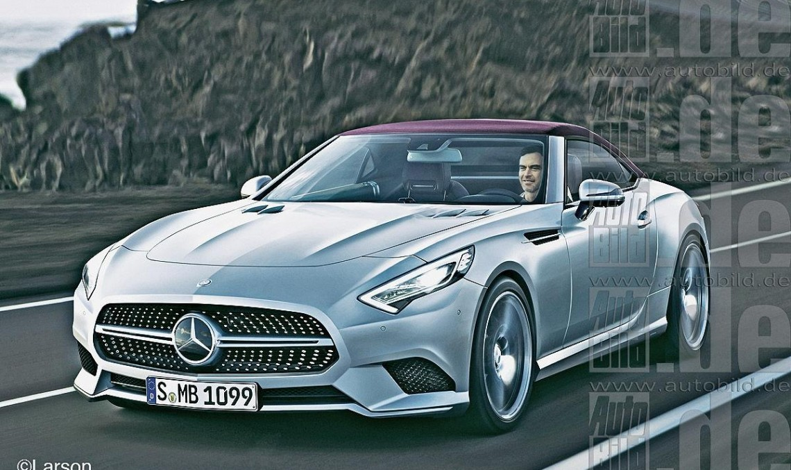 Atacul Mercedes Cabrio: noul SLC, SL, E-Class și A-Class Cabrio