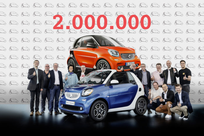smart 2 million