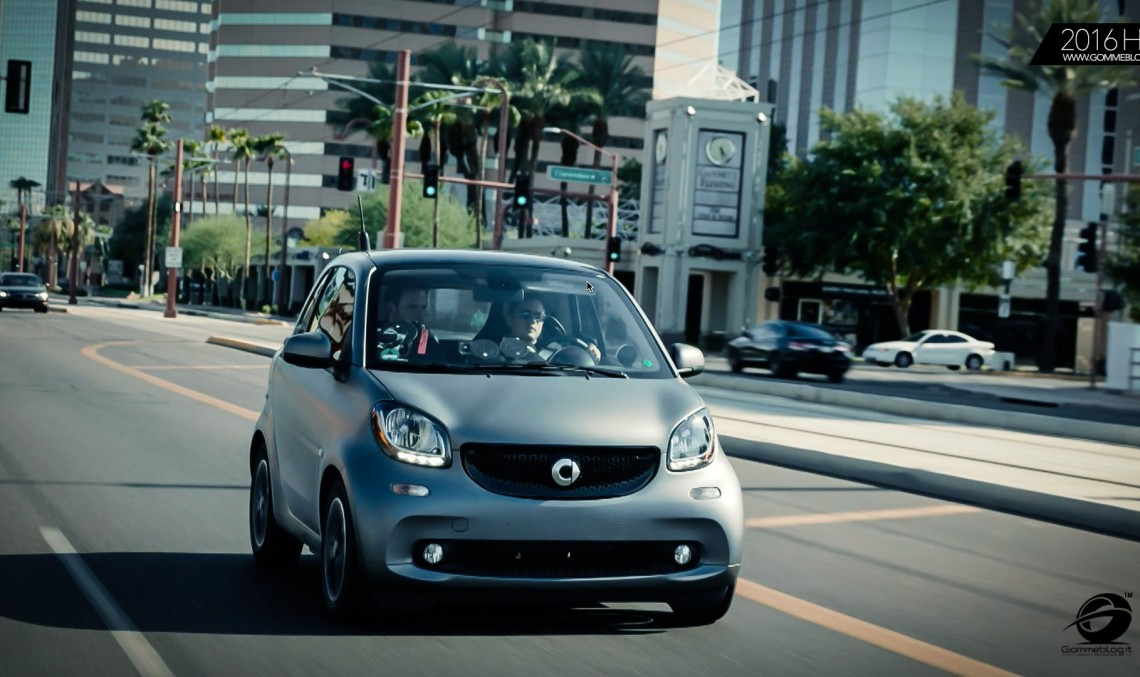 Electrizant! smart electric drive a plecat spre Paris
