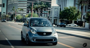 Electrizant! smart electric drive a plecat spre Paris