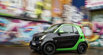 Smart fortwo ED: două săptămâni prin București
