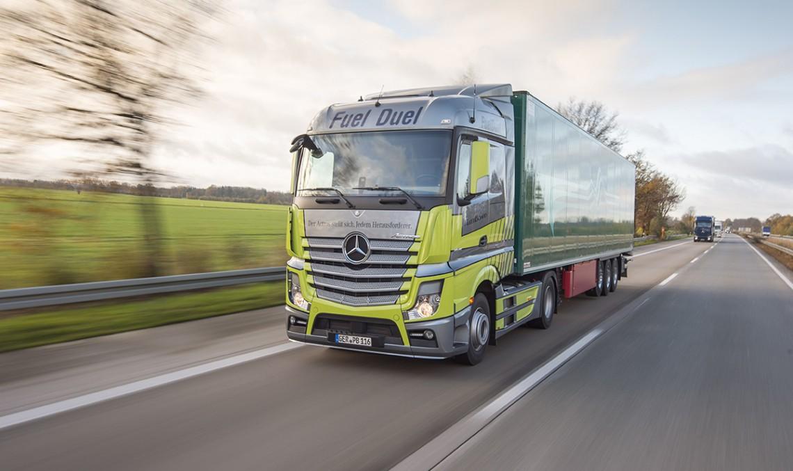 Daimler anunță un sistem revoluționar de taxe de drum